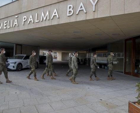 Los hoteles Meliá Palma Bay en Mallorca, y Meliá Sitges en Barcelona, primeros hoteles medicalizados de Meliá Hotels International