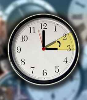 El cambio de hora agravará las consecuencias del confinamiento