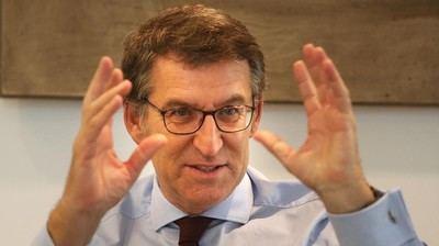 Miseria moral, derrumbe de España
