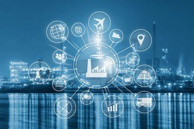 Rápida expansión del Internet industrial en China