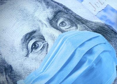 Tercer día de caídas del dólar a raíz de la notable liquidez y el creciente número de casos de coronavirus