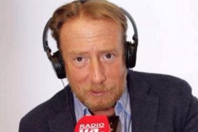 El periodista Javier García Isac es director de la emisora RadioYa.