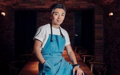 Richie Lin, chef ejecutivo del MUME, un restaurante capitalino con una estrella Michelin, clasificado recientemente entre los mejores restaurantes de Asia. (Foto cortesía del MUME, vía CNA).