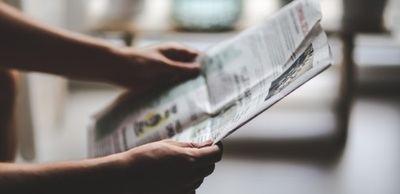 El 95% de las noticias publicadas en prensa tienen que ver con la actualidad del coronavirus