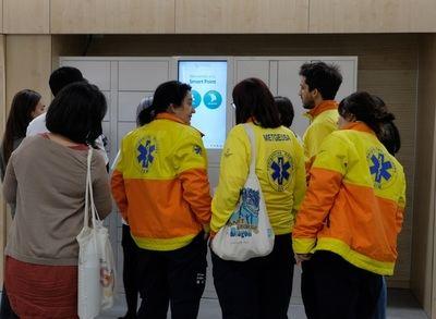 Mayordomo Smart Points dona 40 Smart Points a hospitales españoles