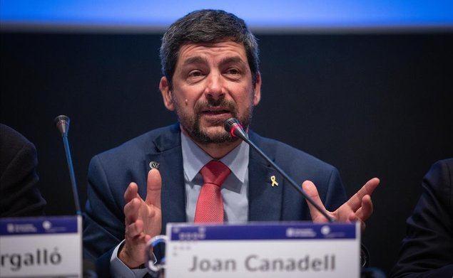 Denuncian al presidente de la Cámara de Barcelona