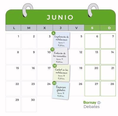 Bornay emprende debates virtuales con medios de comunicación, proveedores y clientes