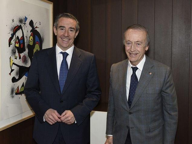 Juan Alcaraz y Miguel Ángel Torres.