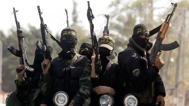 Reorganización del Estado Islámico