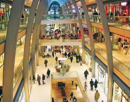 El resurgir de los centros comerciales