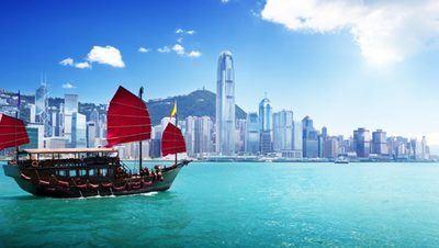 Hong Kong es uno de los centros neurálgicos de negocios en el mundo.
