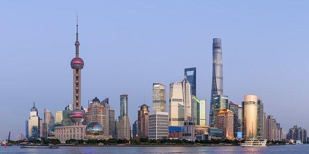 Shanghái, uno de los centros neurálgicos económicos y financieros en el mundo.