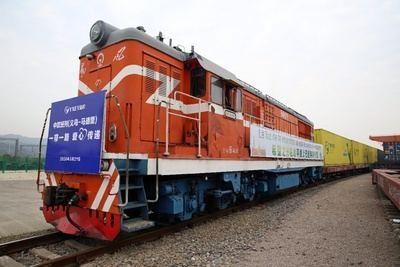 Tren Yiwu-Madrid abre un canal verde para el transporte de materiales médicos