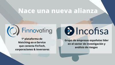 Incofisa ficha a Ricardo Lanza y firma su primera alianza estratégica con Finnovating
