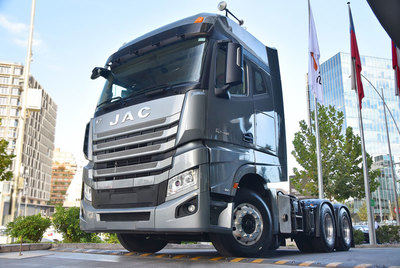 China bate récords en la venta de camiones pesados