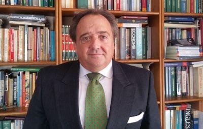 El economista Josu Imanol Delgado y Ugarte.