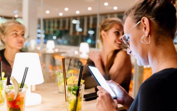 Cartas digitales, el nuevo formato para los restaurantes