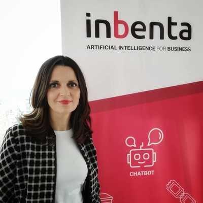 Alicia Barra, Customer Success en Inbenta.