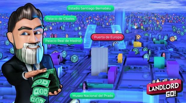 Lanzan un juego que permite a los jugadores comprar y vender propiedades del mundo real