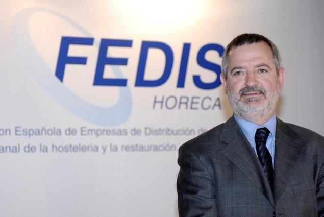 José Manuel Fernández Echevarría, director general de Fedishoreca.