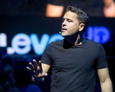 Carlos Delgado, CEO y fundador de Level UP