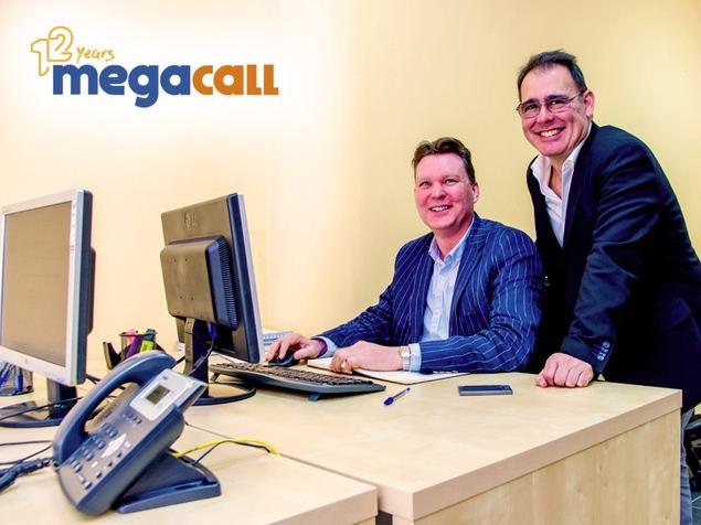 Megacall se impone ante la crisis alcanzando un aumento récord en su facturación en su 12º aniversario