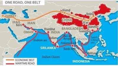 China y sus retos en las islas del mar de China Meridional y mar de China Oriental