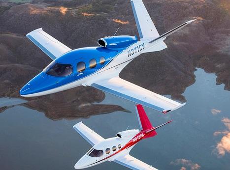 Cicerone Real Estate se lanza al aire en la venta de aviones privados