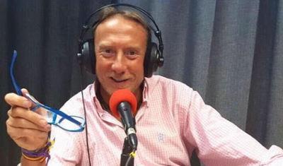 Javier García Isac es director de RadioYa