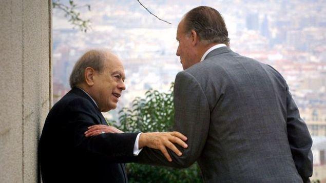Pujol y el Rey Emérito