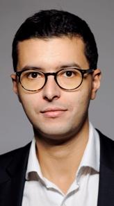 Marouane Bouchriha es gestor de renta variable internacional en Edmond de Rothschild AM.