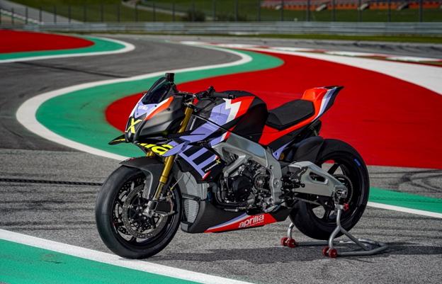 """Aprilia Tuono V4 X, la moto de competición para """"todos los públicos"""""""