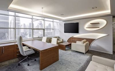 Diferentes formas de crear espacios en oficinas