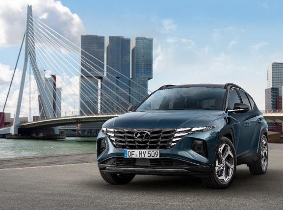 Nuevo Hyundai Tucson: un referente tecnológico con un diseño espectacular