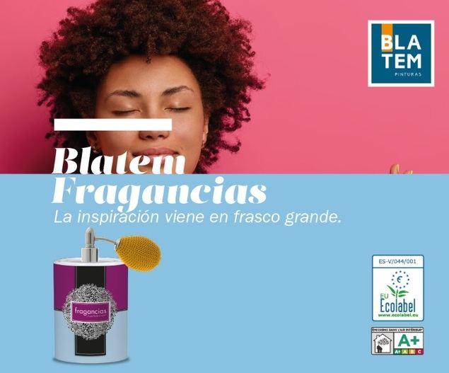 La primera pintura aromatizada made in Spain, añade a su carta de color cuatro nuevas fragancias