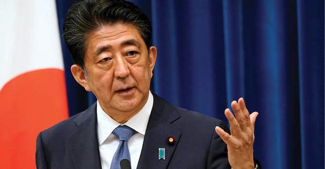 El primer ministro japonés Shinzo Abe ha abandonado la política aduciendo problemas de salud que le impiden continuar en los cargos.