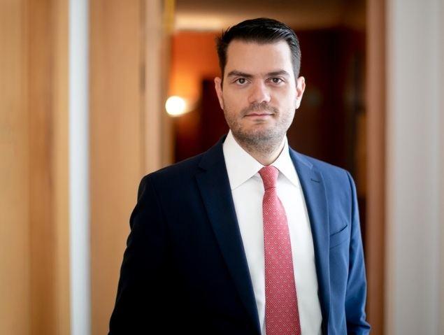 Christos Theodossiou, Director de Sucursal de BFF Banking Group en Grecia