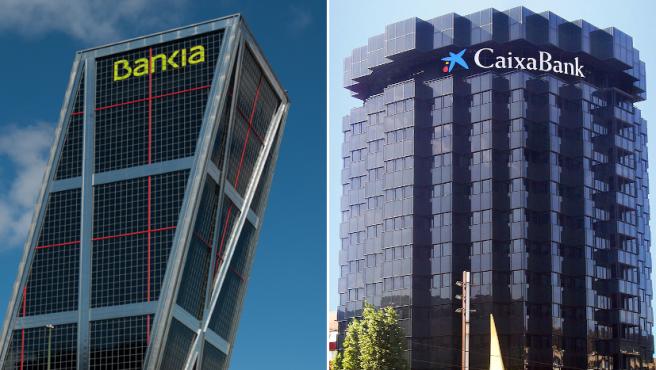 La fusión de CaixaBank y Bankia, bajo lupa
