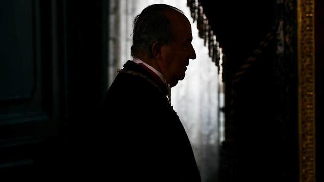 Juan Carlos I, con interrogantes