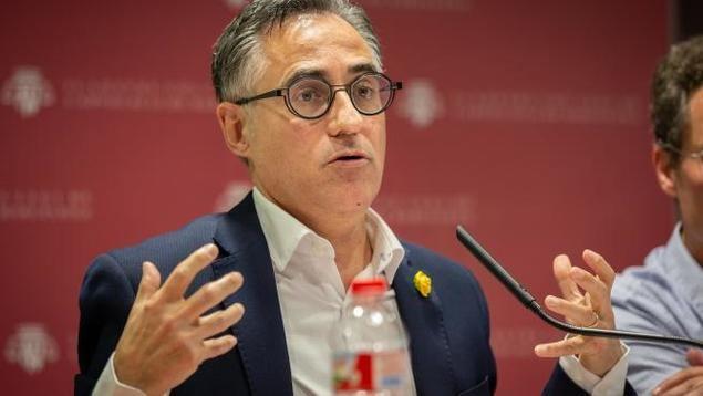 Ramon Tremosa, nuevo conseller del Govern de Cataluña.