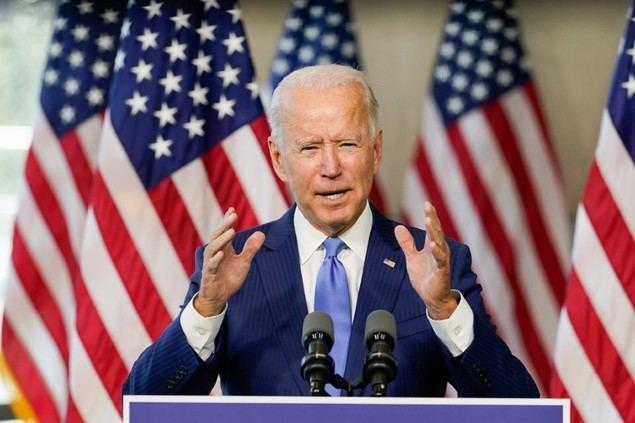 Joe Biden, candidato a presidir los Estados Unidos de Norteamérica.