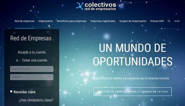 Lanzan 'Empresarios', nueva red de empresas y empresarios