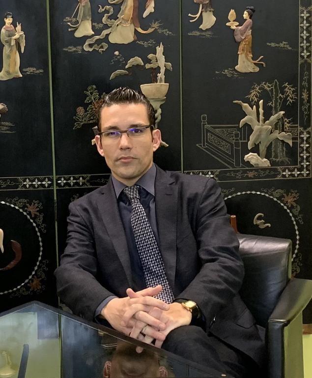 El abogado experto en Derecho Penal y Procesal, Raúl Pardo-Geijo Ruiz.