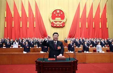 China: cabeza del nuevo liderazgo mundial