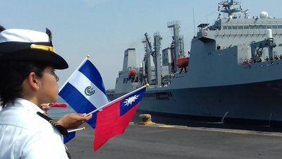 China y Taiwán incrementan sus tensiones mientras EEUU sigue de cerca un posible conflicto
