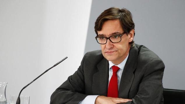 Salvador Illa puede salir del Gobierno, por guapo