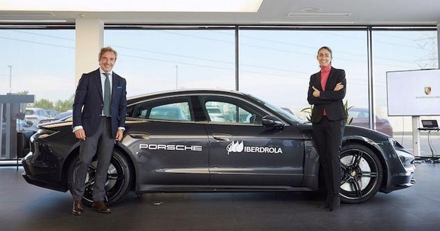 Acuerdo Iberdrola Porsche