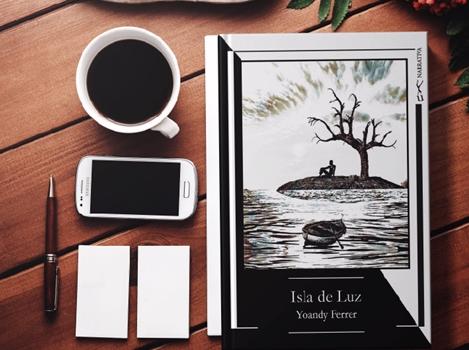 Isla de Luz, nueva novela del escritor cubano Yoandy Ferrer explora en una aventura mística el periplo de nuestra vida interior