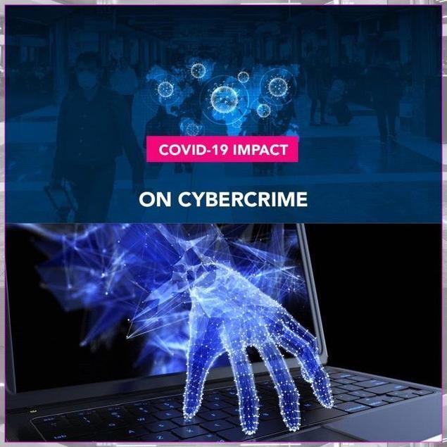 Desde el brote de la COVID-19, los casos de ciberataques han aumentado drásticamente. (Fuente de la foto: INTERPOL)