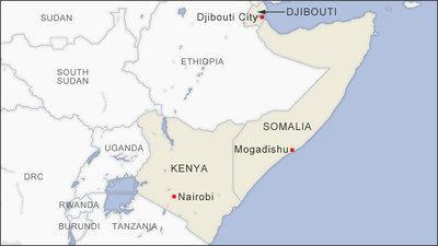 Yibuti, un enclave para dominar el mundo